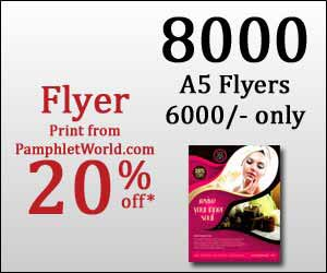 Cheap Flyer/Leaflet Offer