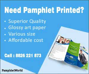 Need Pamphlet Printed?
