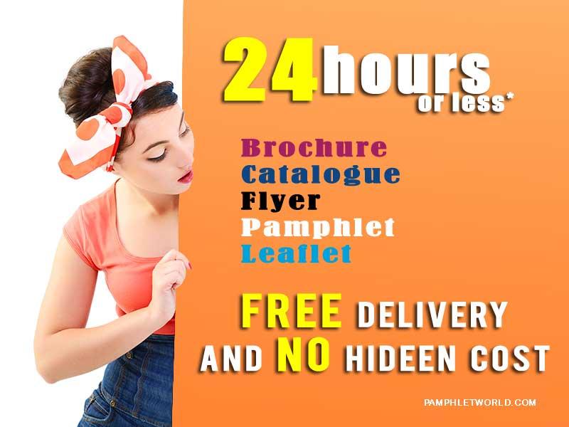 Flyer Printing Delhi