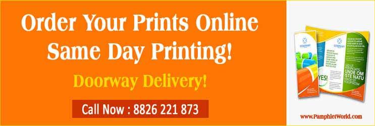 Fast printing service delhi