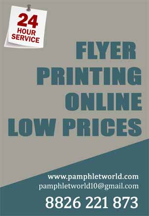 Experience the magic with the prints : PamphletWorld