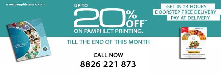 PamphletWorld Offer