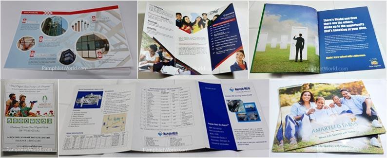 Brochure & Catalogue Printing Services in Delhi, Gurgaon, Noida, Ghaziabad, Faridabad | Call 88262 21873