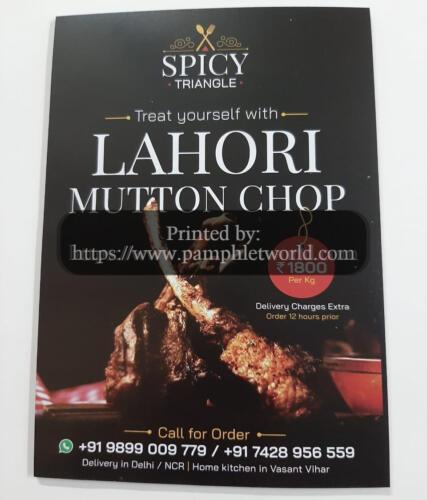 mutton-chop-flyer-PamphletWorld